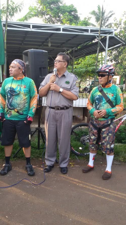 Fun Bike dan Jalan Sehat